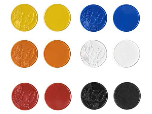 Coin 0,50€