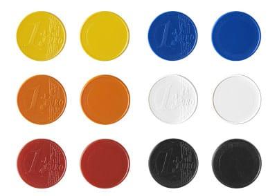 Moneda 1€