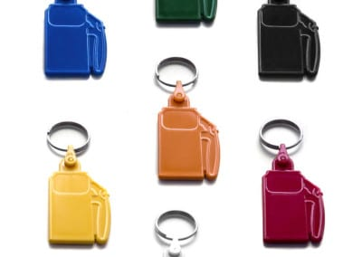 "Key ring Pop ""Petrol Pump"""