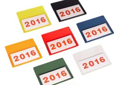 Soporte Calendario Automóvil