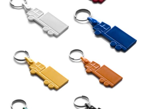 "Key ring Pop ""Truck"""