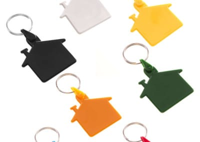 "Key ring Pop ""House"""