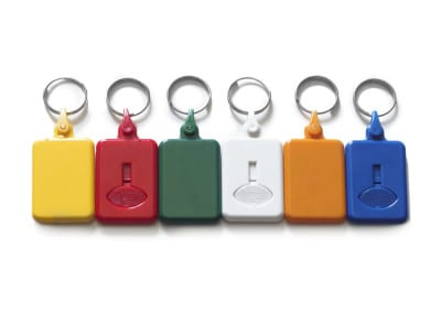 Key ring Euroclick coin 0,50€