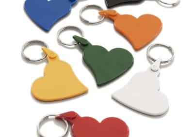 "Key ring Pop ""Heart"""