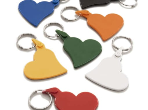 "Key ring Pop ""Heart"""
