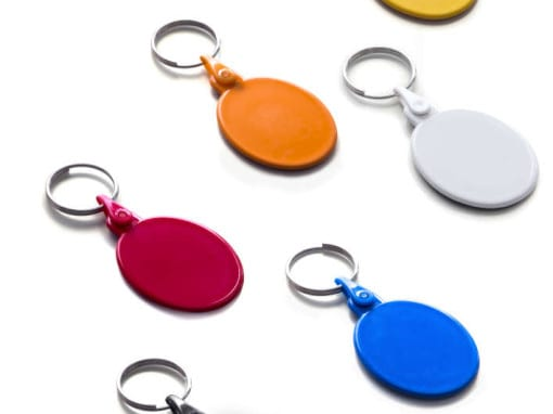 "Key ring Pop ""Oval"""
