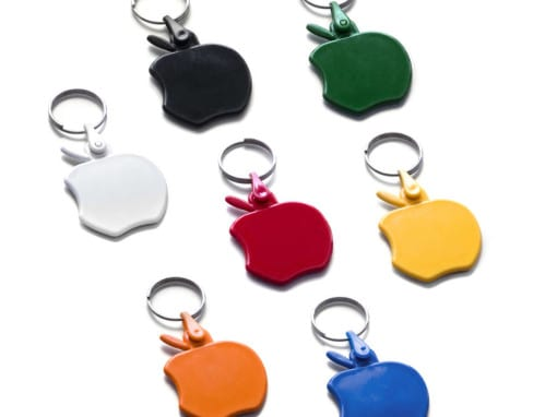 "Key ring Pop ""Apple"""